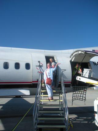 Lisa & me in portland 002