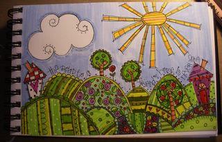Doodles 001