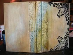 Altered book giveaway 025
