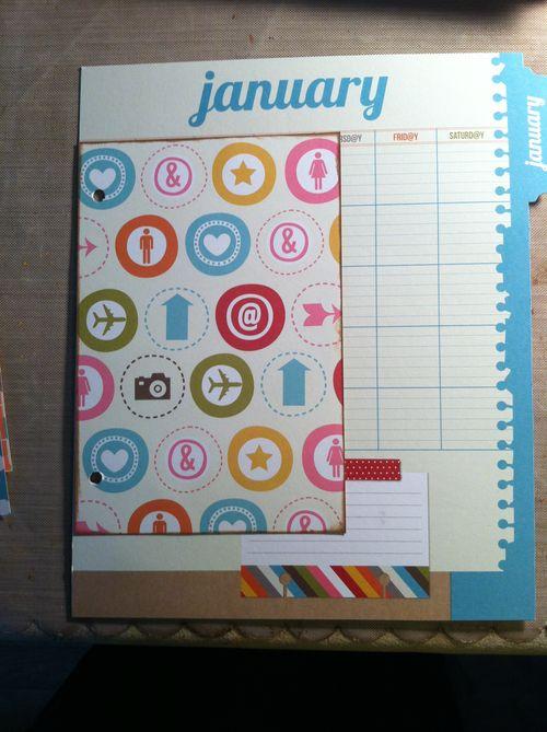 January a