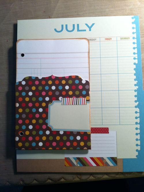 July a