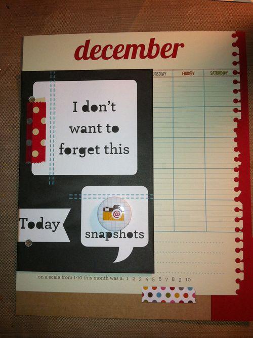 December a